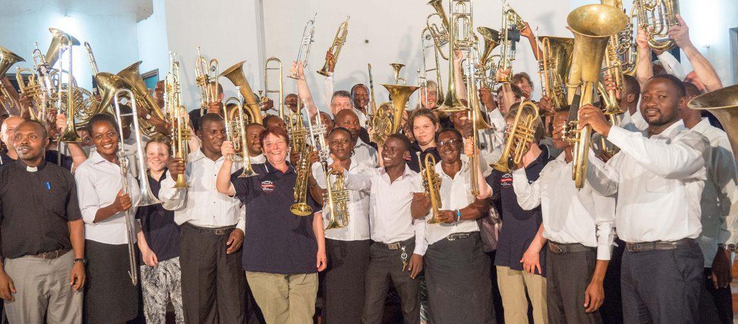 Besuch aus Tansania 2019