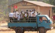 Deutschlandbesuch des Posaunenchors der lutherischen Kirche in Tandala/ Tansania